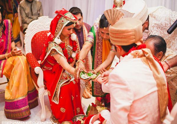 رسوم عروسی در هند