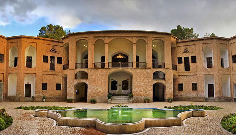 باغ اکبریه - گردشگری بیرجند