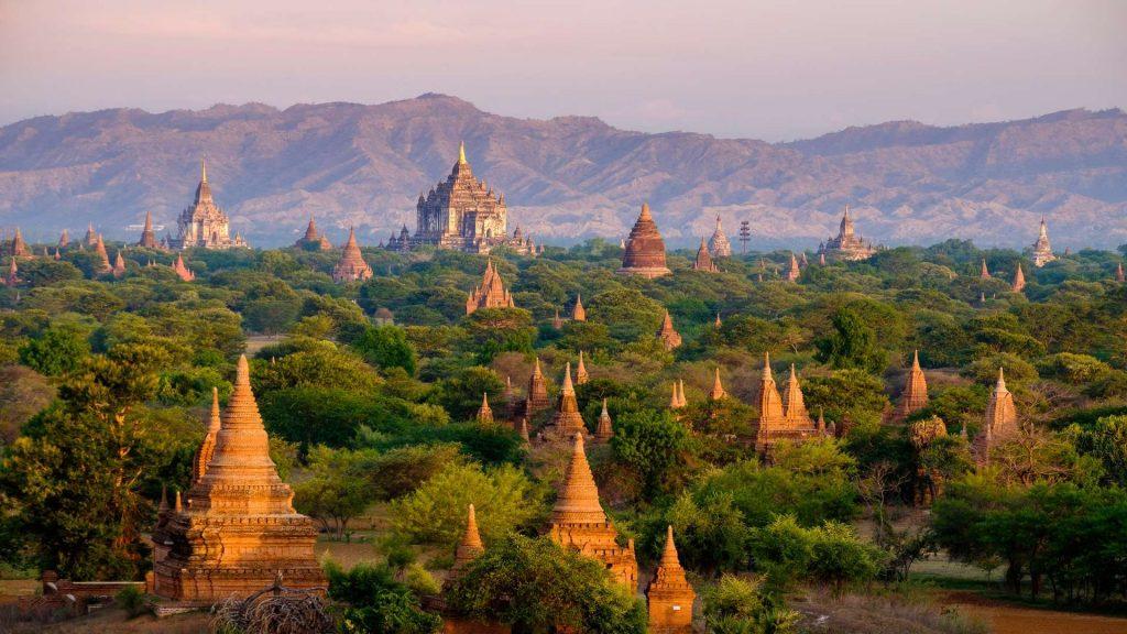گردشگری و توریسم در برمه