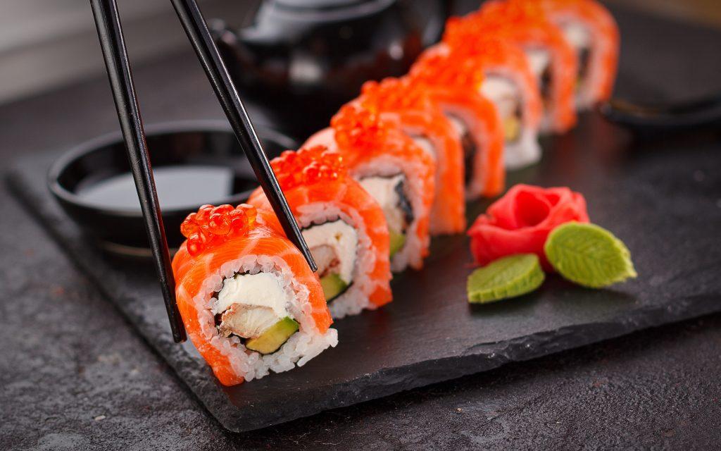 فرهنگ غذایی مردم در ژاپن