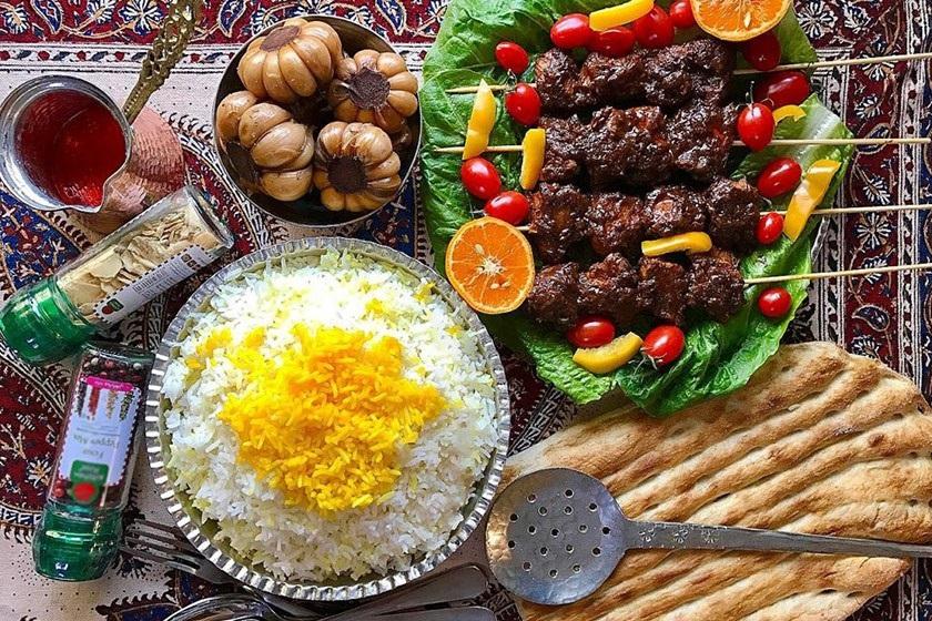 آشپزی غذای گیلانی در ماه رمضان