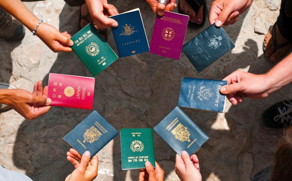 معتبرترین پاسپورت - پاسپورت کشورهای مختلف از نظر اعتبار