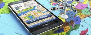 اپلیکیشن های موبایلی در خدمت صنعت گردشگری