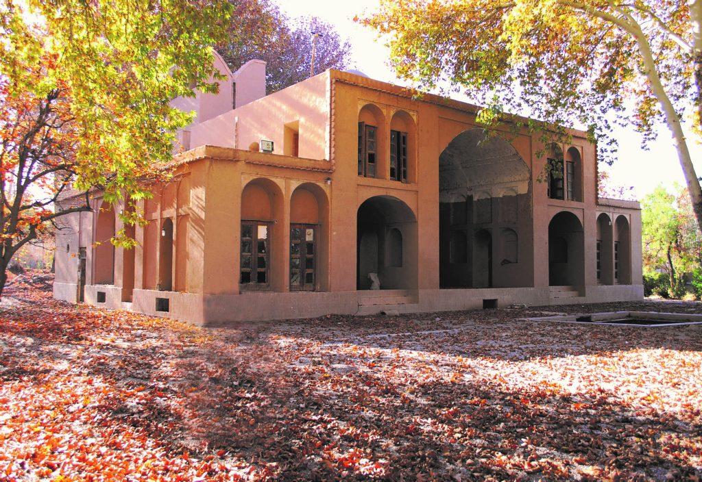 باغ پهلوان پور در یزد