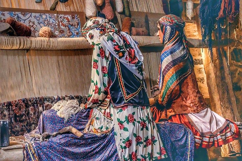 زنان بافنده