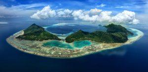 جزیره بونئو بهشتی در آسیا
