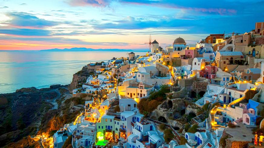 نقش گردشگری یونان در اقتصاد کشور