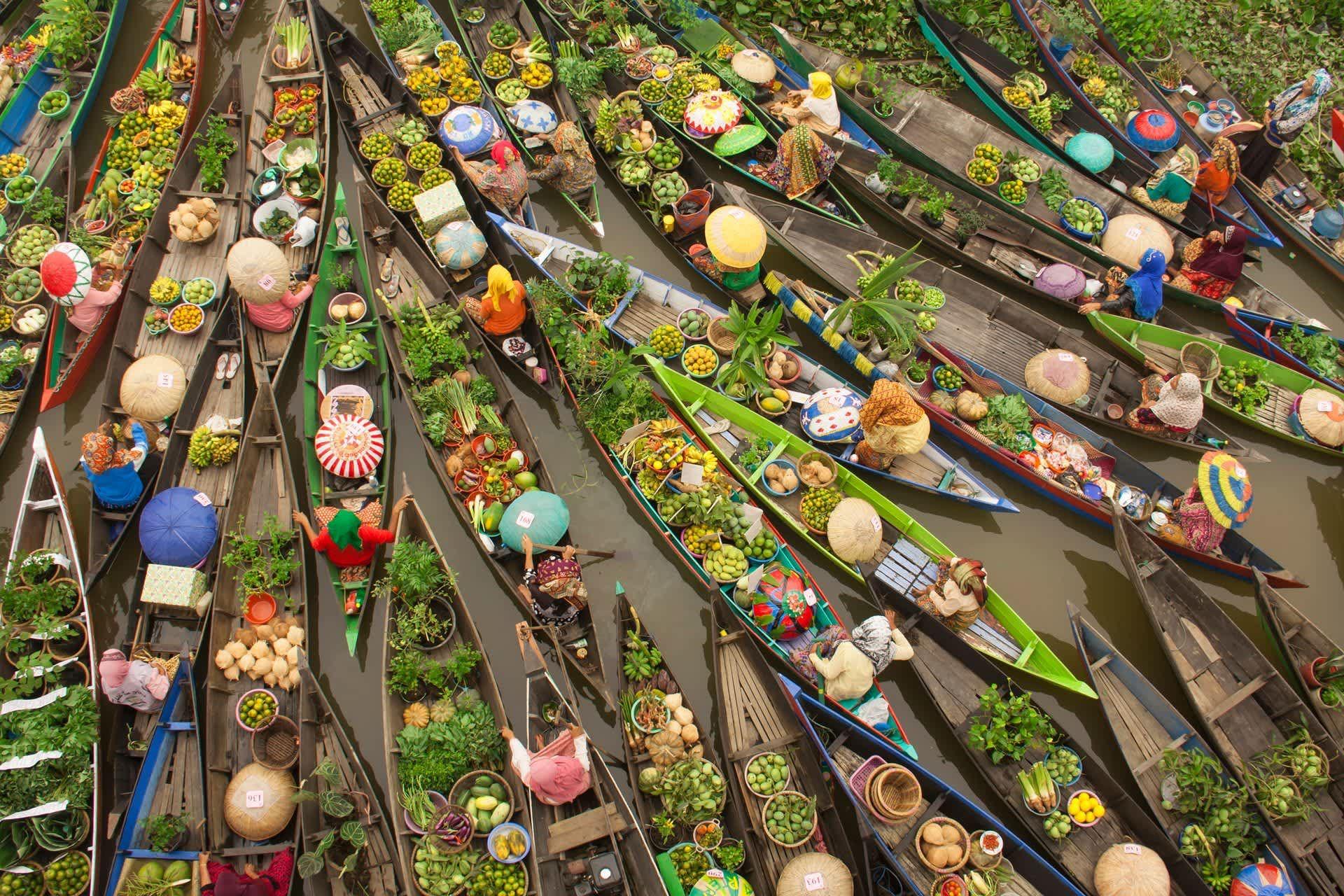 میوه های عجیب و غریب آسیای جنوب شرقی