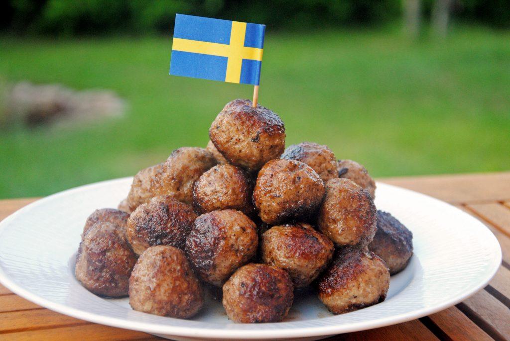 غذای محبوب در آشپزی سوئدی