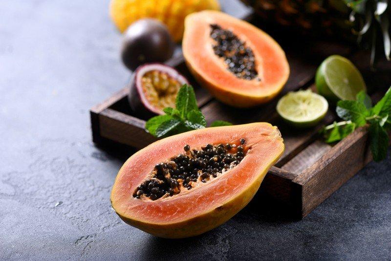 میوه های آسیای شرقی