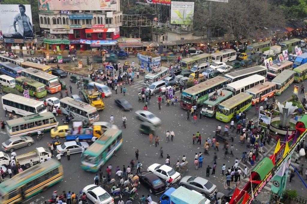 معرفی 10 شهر پرترافیک در دنیا