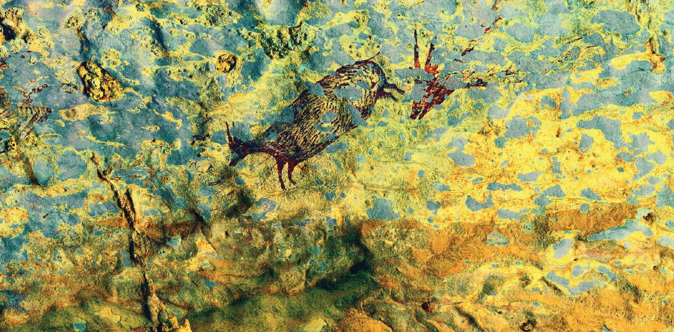 قدیمی ترین هنرها در سولاوسی جنوبی
