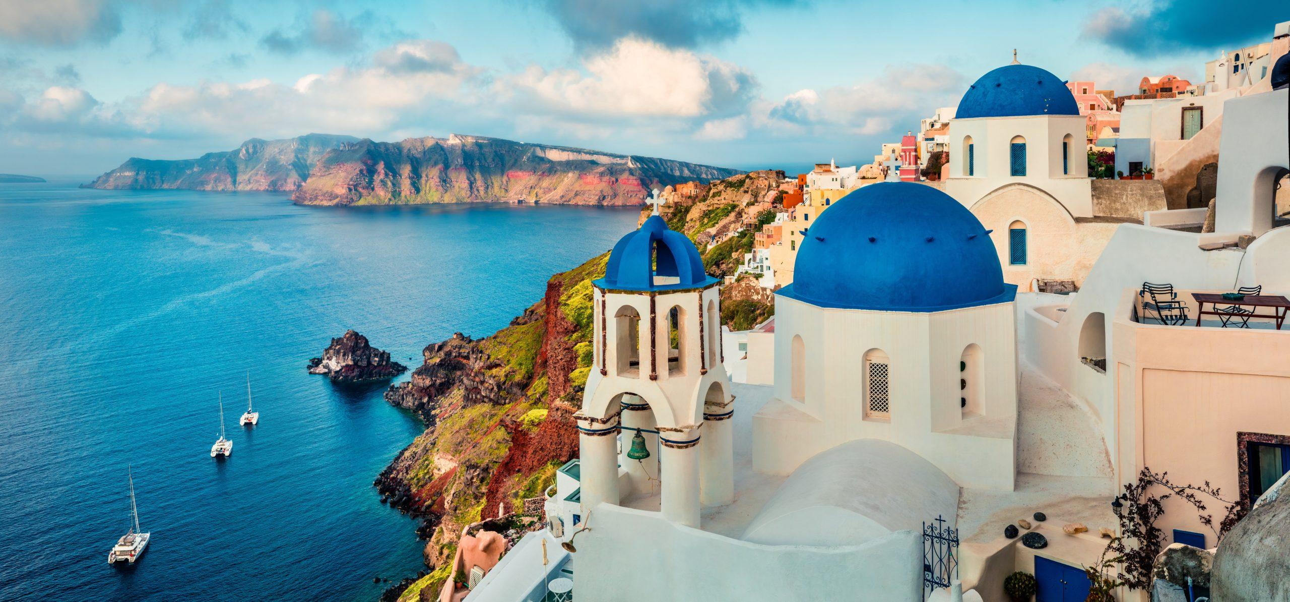 رونق گردشگری در یونان