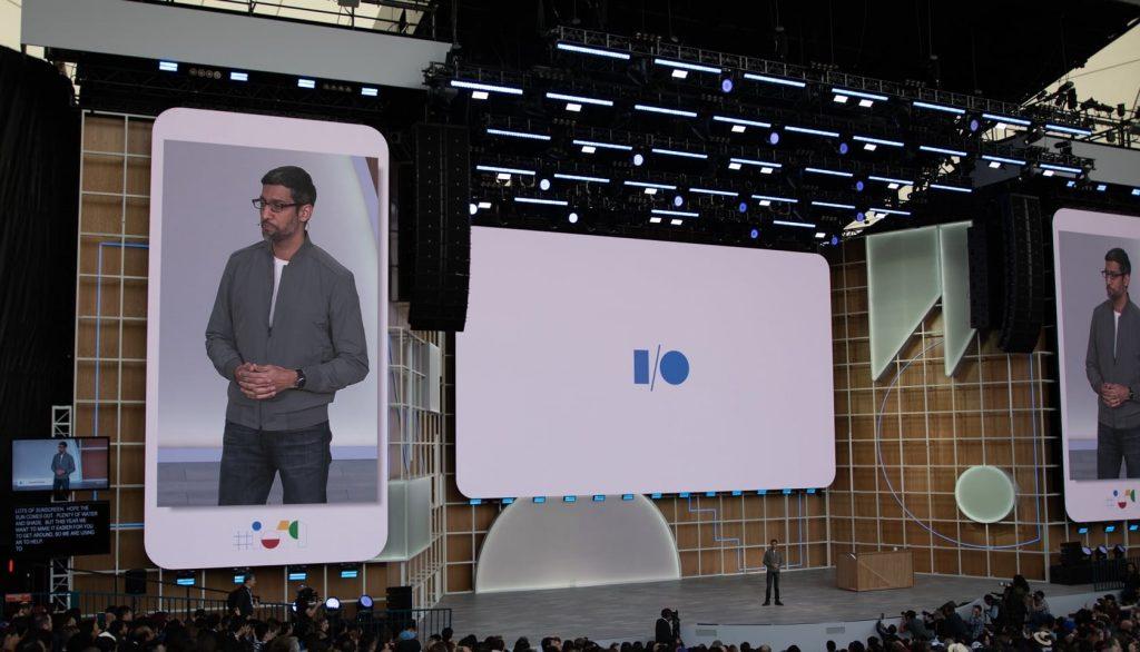 همایش io گوگل
