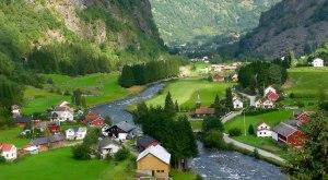 نروژ زیباترین کشور اروپا