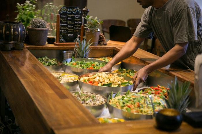 بهترین رستوران ها برای گیاه خواران