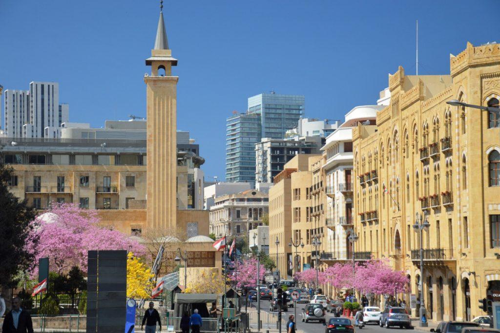 بیروت در لبنان