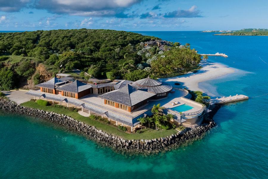 مالکیت جزایر بکر خصوصی