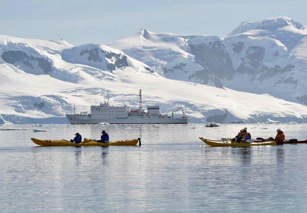 سفر زمینی به قطب جنوب