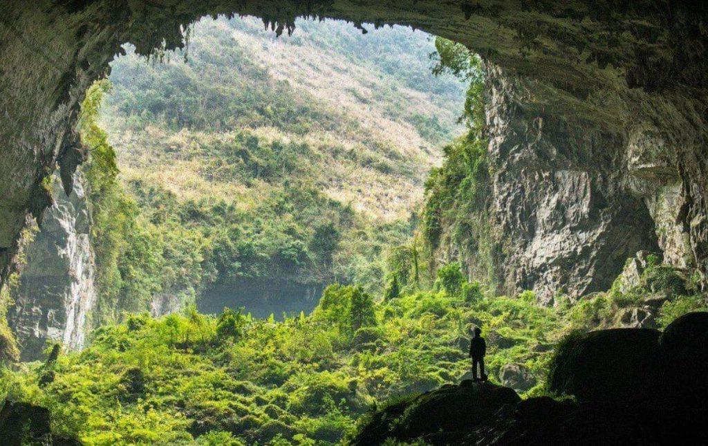 غار سونگ دونگ در ویتنام
