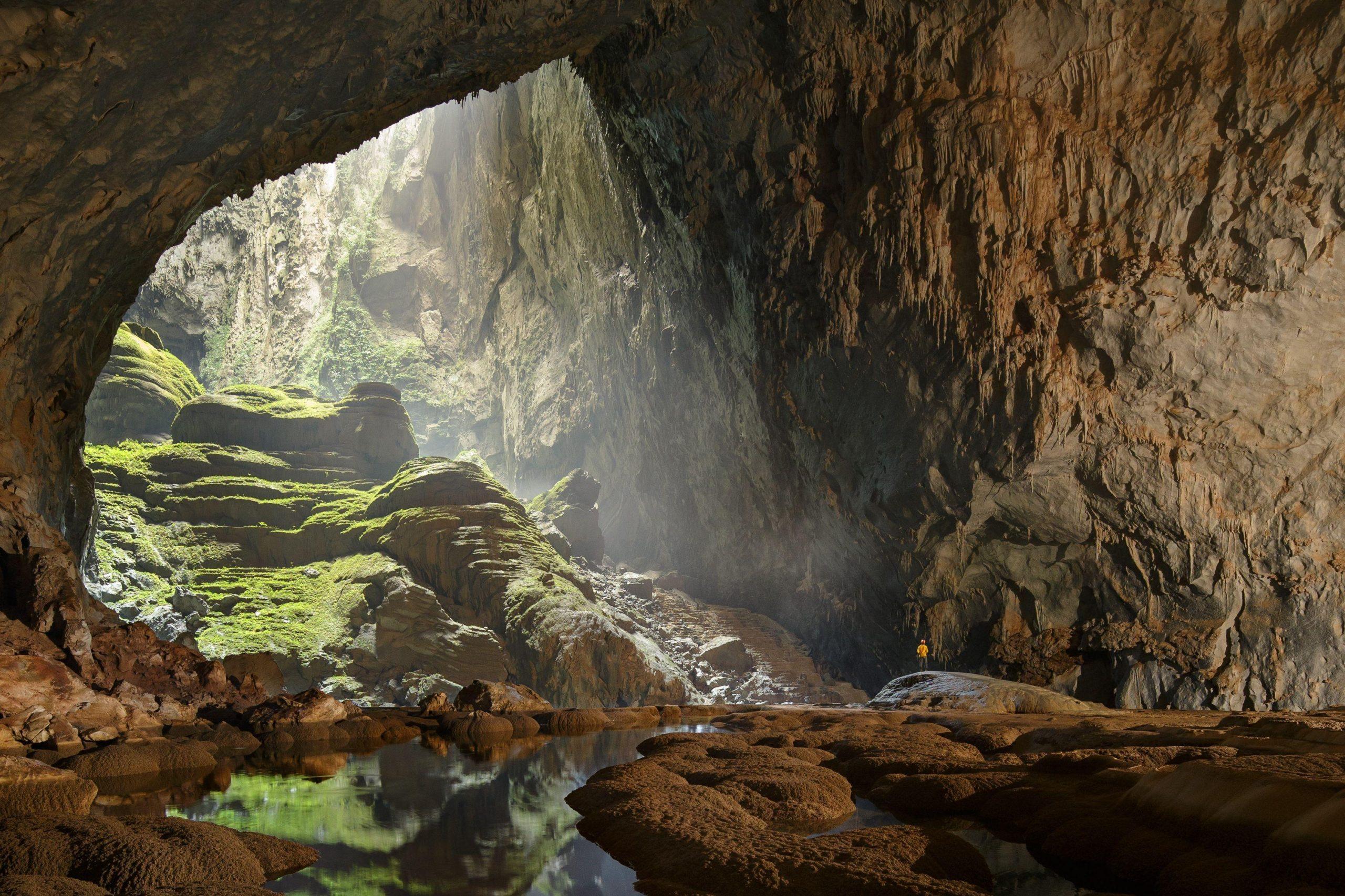 غار سونگ دون - بزرگ ترین غار جهان