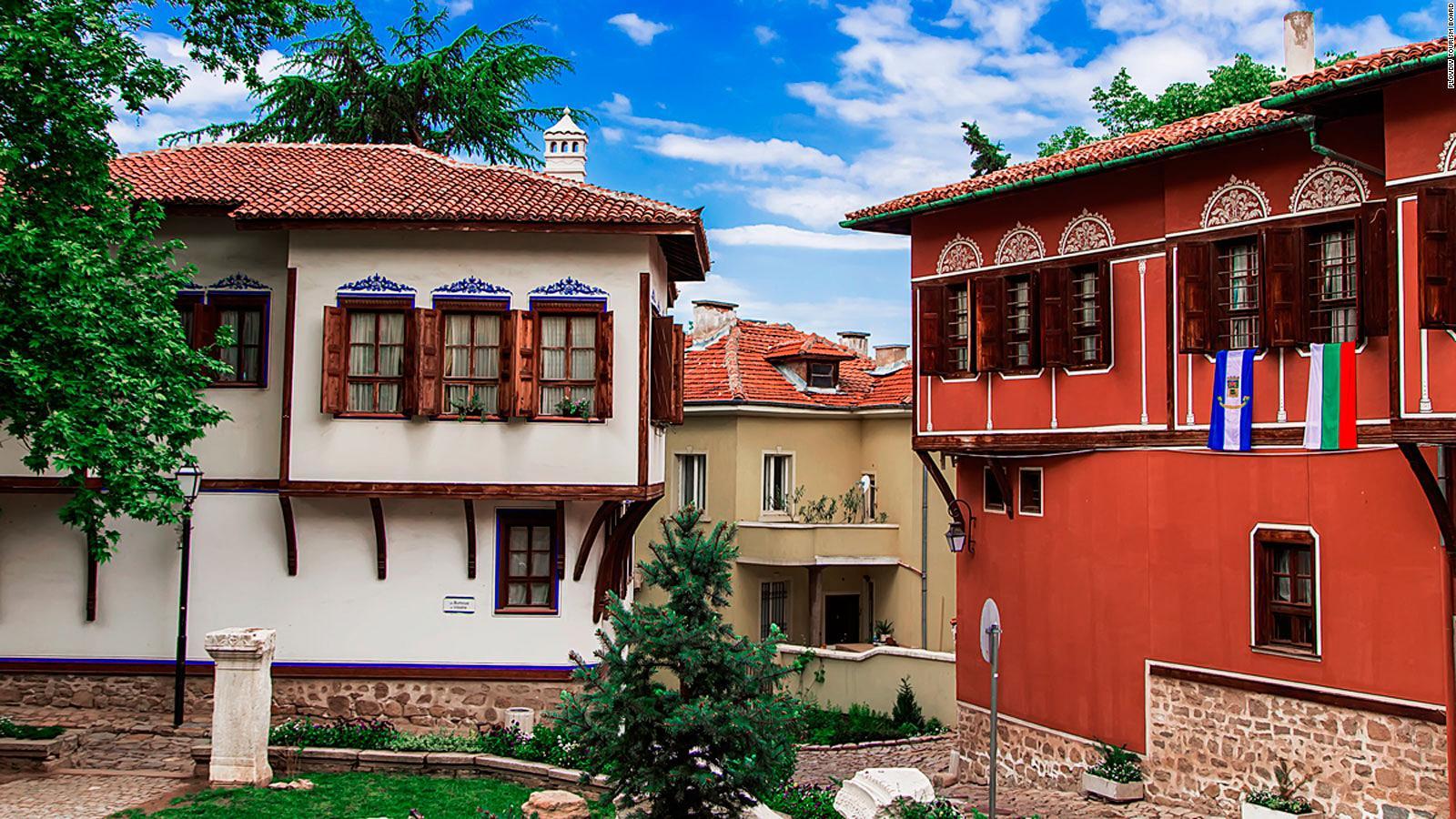 قدیمی ترین مناطق مسکونی جهان