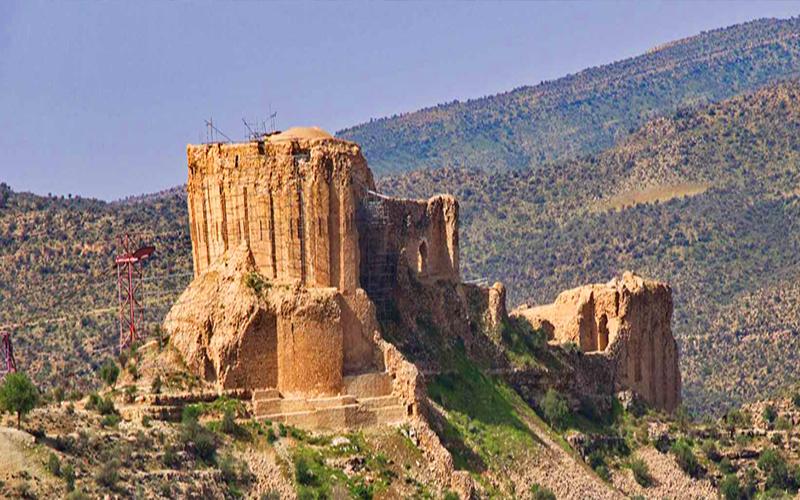 قلعه دختر در فیروزآباد