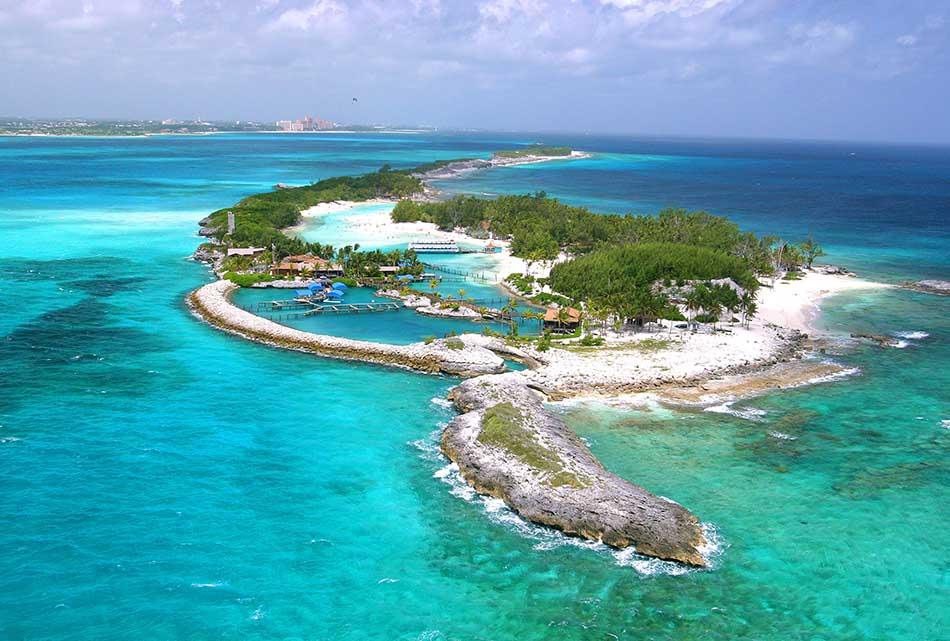 جزیره افراد مشهور
