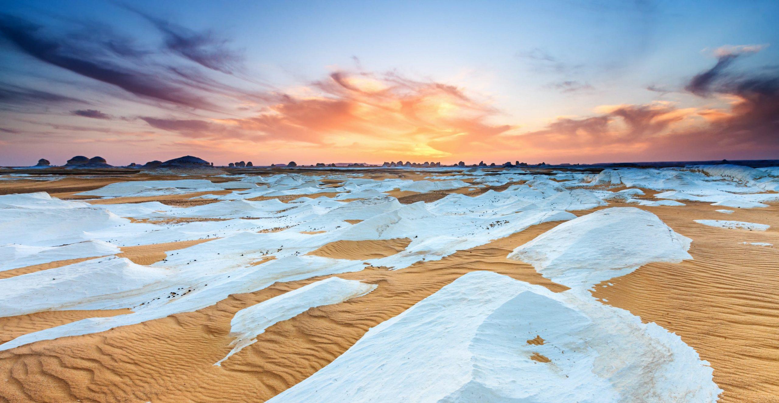 کویر سفید در مصر