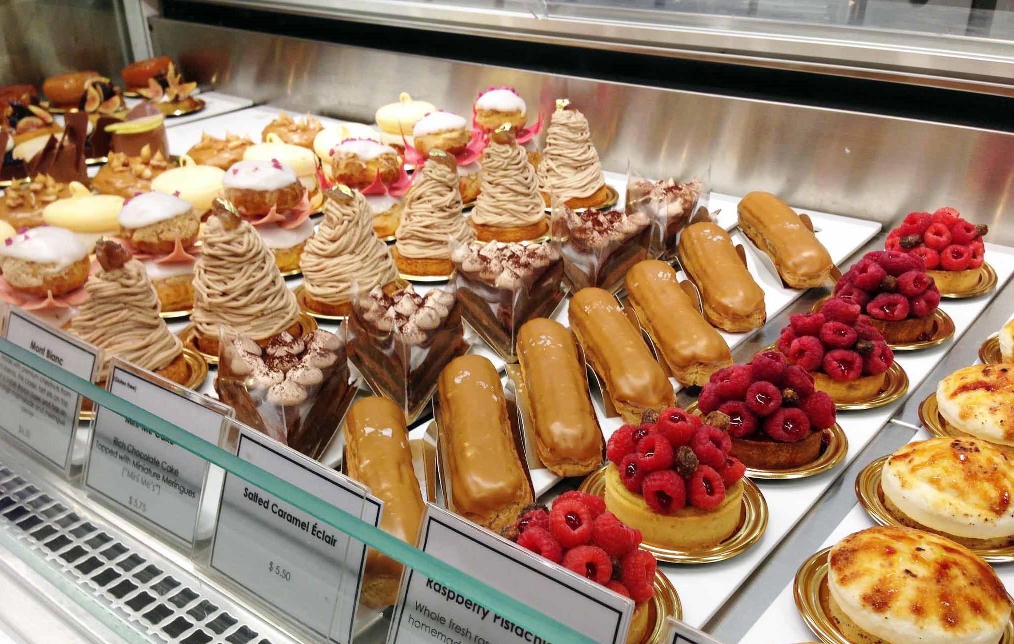 بهترین شیرینی پزی ها و نانوایی های دنیا