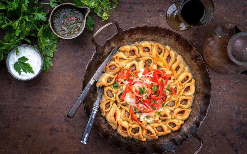 خوشمزه ترین خوراک های ارمنستان