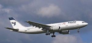 گردشگری ایران - شرکت هواپیمایی - ایران ایر - غول آهنین ایران ایر