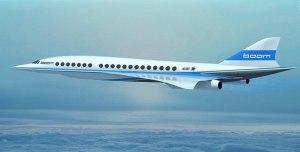 گردشگری - شرکت هواپیمایی - هواپیمای سوپرسونیک بوم - پرسرعت ترین هواپیما