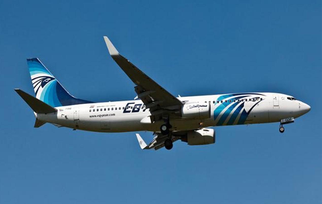 گردشگری جهان - هواپیمای مصری - ناپدید شدن هواپیمای مصری