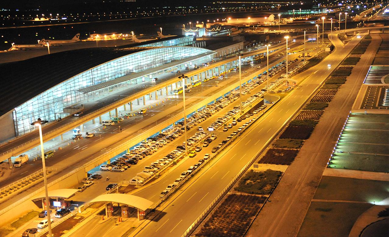 گردشگری ایران - فرودگاه امام خمینی -  رکورد بالاترین حجم انتقال بار -