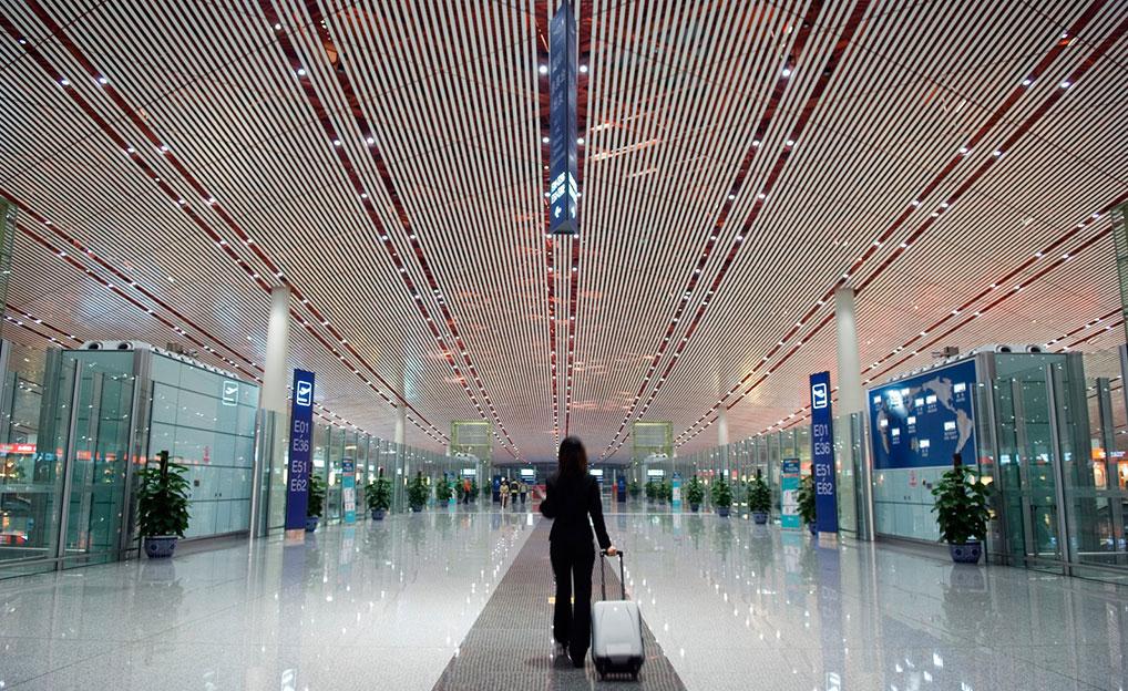 فرودگاه-سفر-چین-پکن-گردشگری-گمرک-حراست-سفر به چین-سفر به پکن