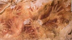 اندونزی-مناطق گردشگری اندونزی-غارهای باستانی-نقاشی-اولین نقاشی-غار-سفر-اندونزی