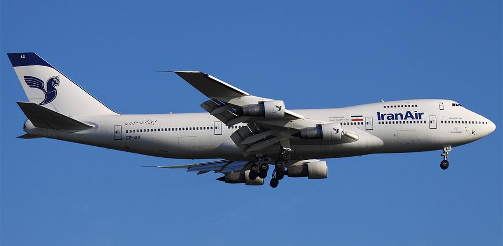 ایران ایر-هواپیمایی-هواپیما-Iranair-Iran air