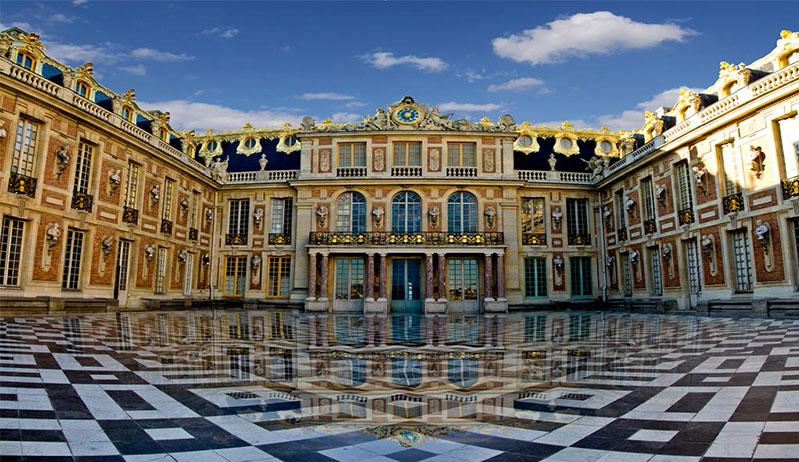 Versailles, France - کاخ های معروف جهان
