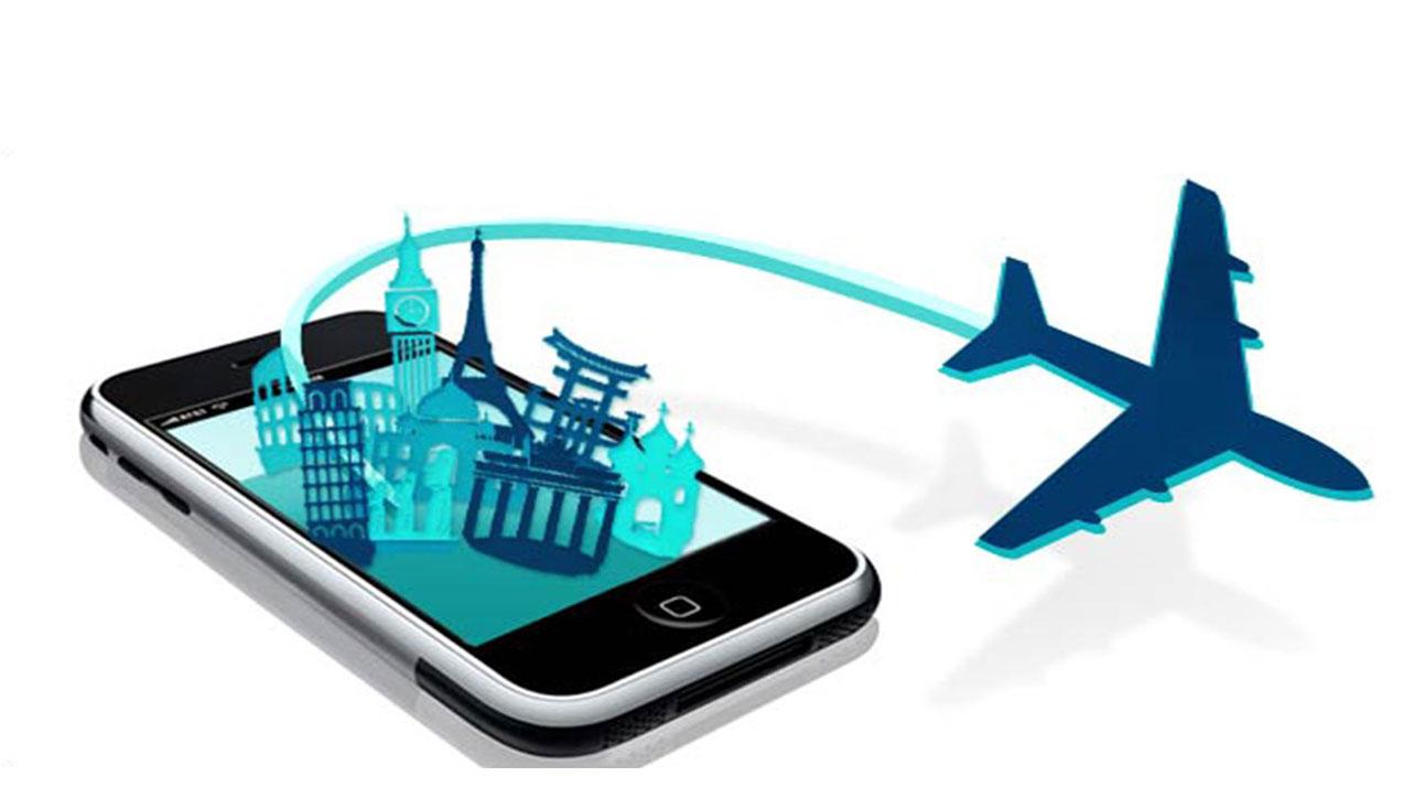 گردشگری - تکنولوژی گردشگری - اپلیکیشن های موبایلی - تجربه های سفر - اپلیکیشن هوشمند - برنامه کاربردی نرم افزاری - گوشی های هوشمند -  رزرو آنلاین هتل - رزرو آنلاین بلیط