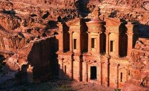 گردشگری جهان - اردن - پترا - شهر باستانی پترا - باستان شناسان - کشف معبد مدفون زیر  پترا