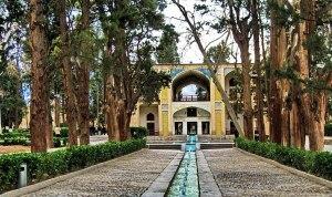 اماکن دیدنی و تفریحی ایران - اماکن دیدنی و تفریحی کاشان - کاشان - باغ فین کاشان - باغ ایرانی