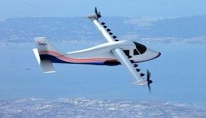 هواپیما - ناسا - هواپیمای الکتریکی بی صدا - سازمان فضایی آمریکا - ماکسول