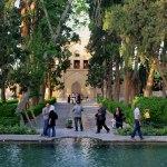 باغ پهلوان پور یزد؛ تجلی زیبایی باغ ایرانی