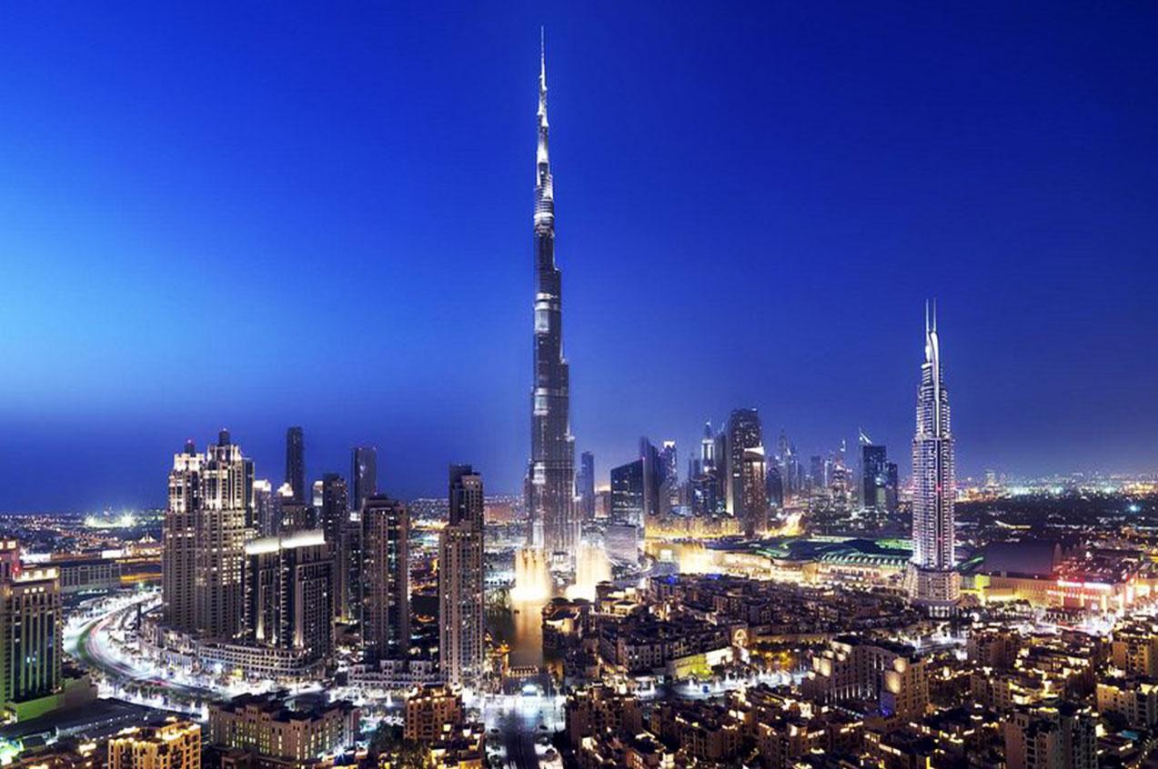 آسمان خراش - برج - بلندترین آسمان خراش های دنیا - بلندترین ساختمان ها - گردشگری جهان - اماکن دیدنی و تفریحی جهان -