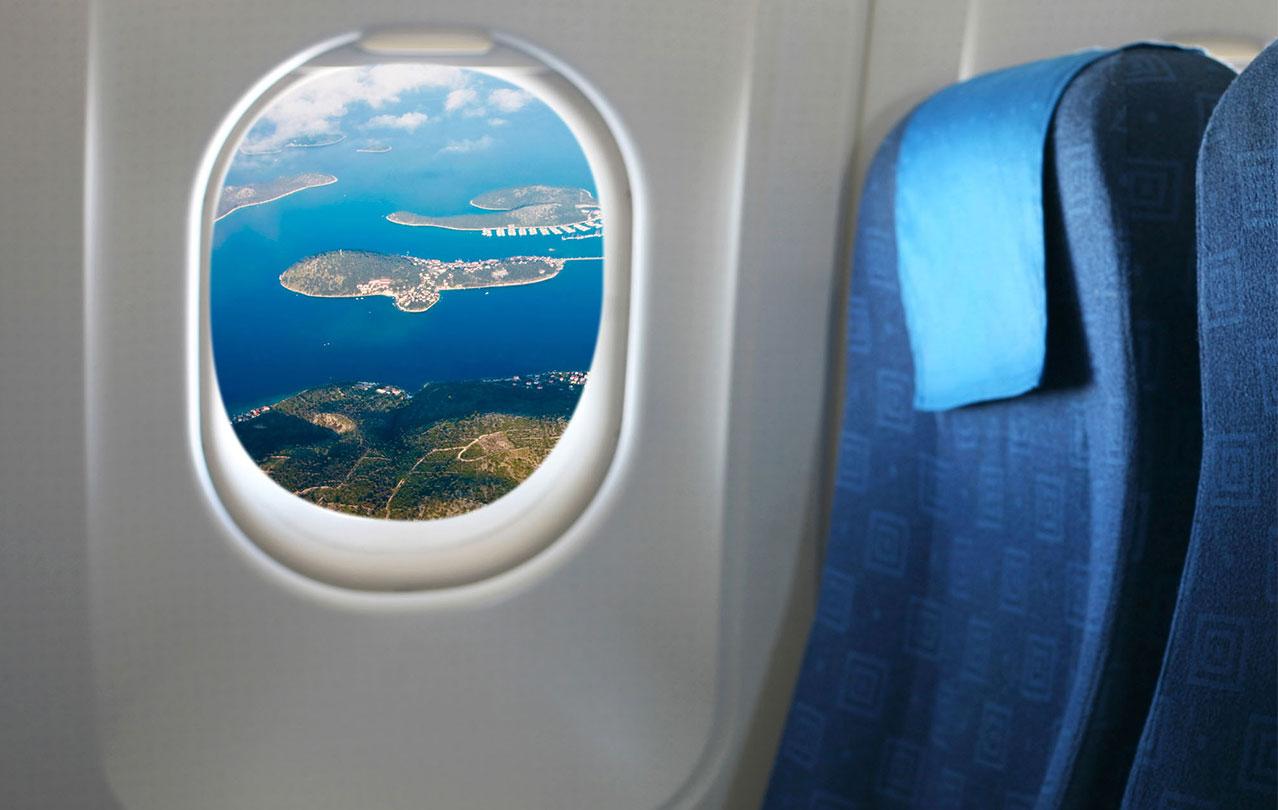 گردشگری جهان - شرکت هواپیمایی - هواپیما - صندلی هواپیما - صندلی بیزینس کلاس - بیزینس کلاس