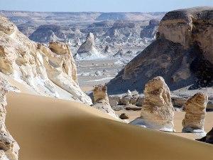 مصر-سفر به مصر-صحرای فرافره-صحرای سفید-گردشگری مصر-Farafra's White Deser-EGYPT
