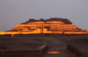 زیگورات چغازنبیل-زیگورات-چغازنبیل-جاذبه گردشگری خوزستان-شهر باستانی شوش-zogorat