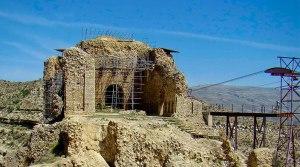 اردشیر بابکان-قلعه دختر-قلعه ساسانیان-فارس-اماکن تاریخی فارس