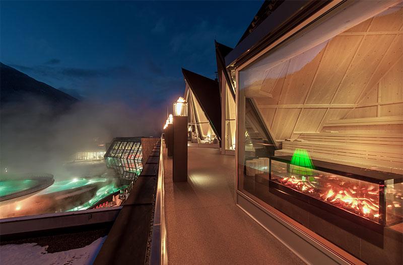Aqua Dome یکی از 5 استراحتگاه برتر دنیا